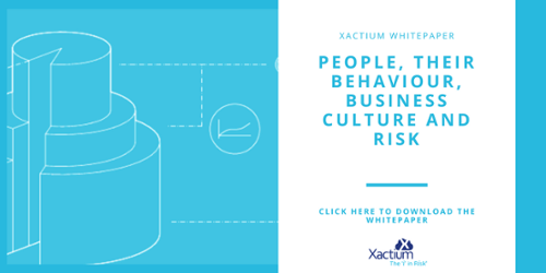 Xactium Whitepaper: People, Their Behaviour, Business Culture and Risk