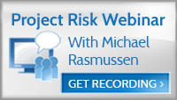 Project Risk Webinar Register Now