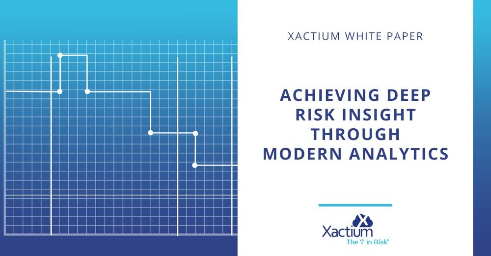 Achieving Deep Risk Insight Through Modern Analytics