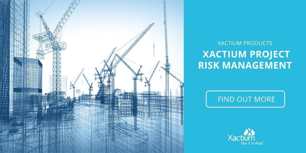Xactium Project Risk Management