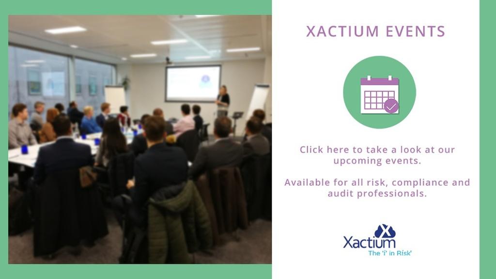 Xactium Events