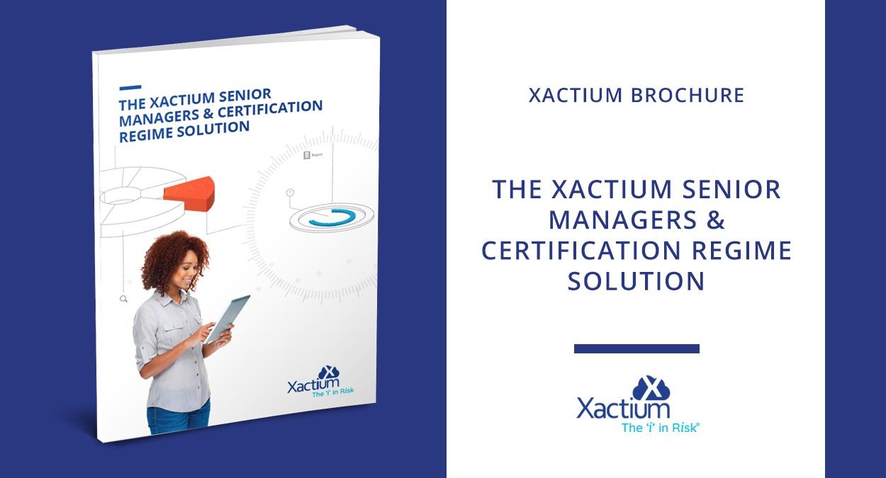 Xactium SMCR Brochure