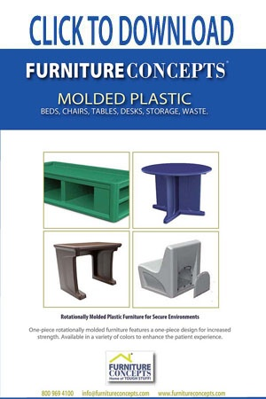 Molded Plastic Furniture from Furniture Concepts