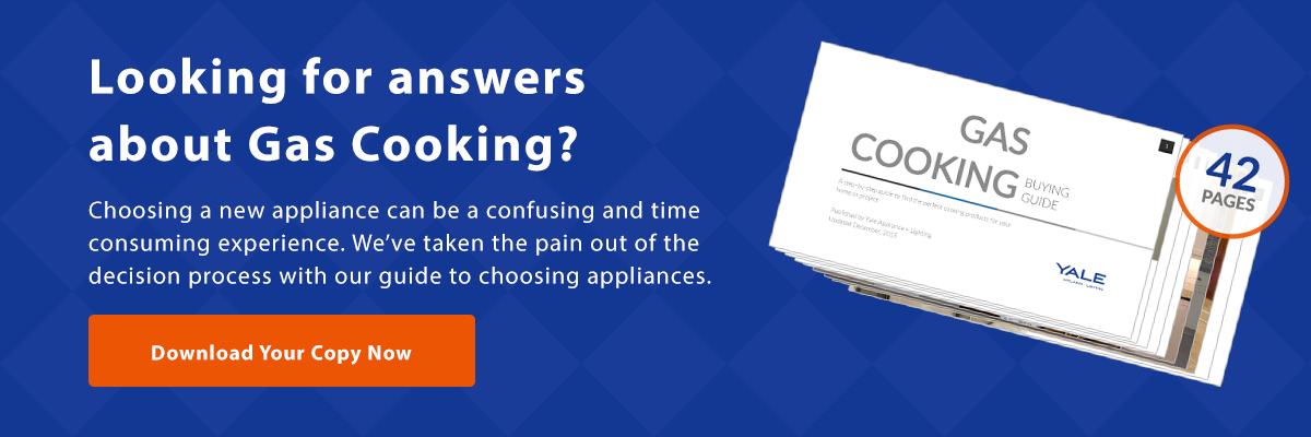 View our gas cooking buying guide