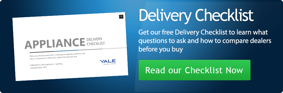 View our Delivery Checklist