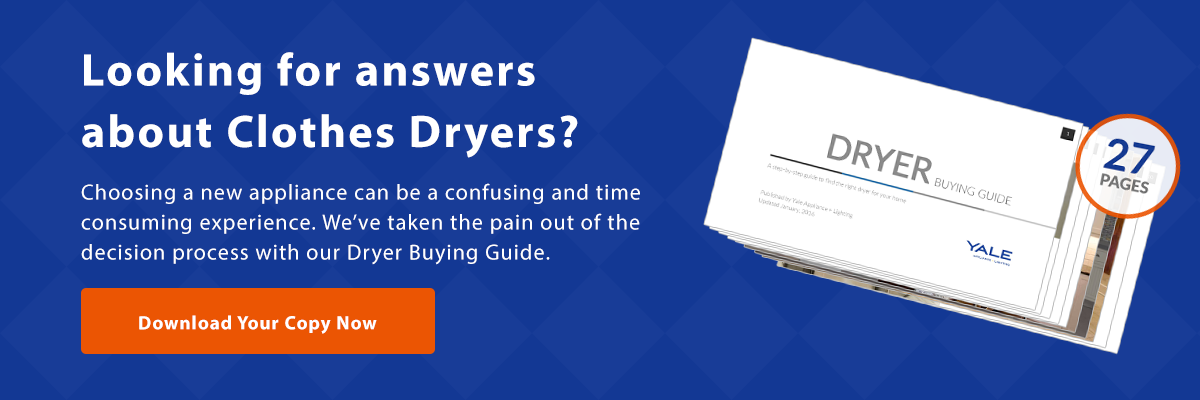 view our clothes dryer buying guide