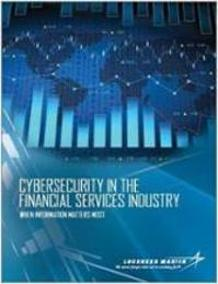 Cybersecurity in the Financial Services Industry