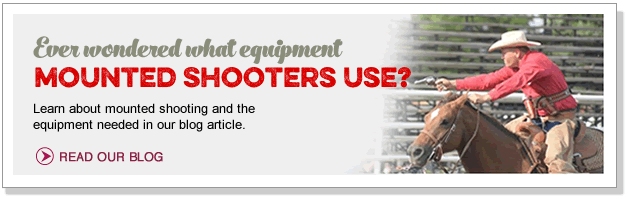Ever wondered what equipment Mounted Shooters use?