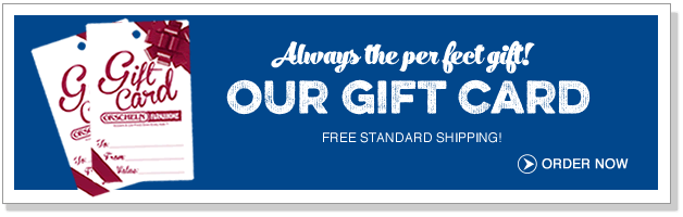 Our gift card is always the perfect gift!
