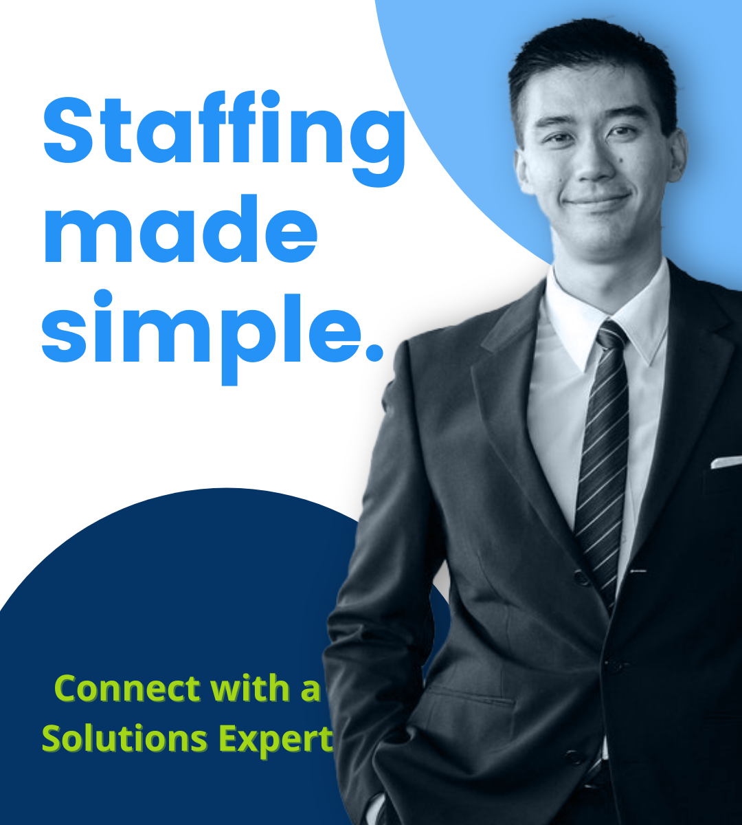 Bridge Staffing agency support. Find the right staffing solution with a Bridge TA expert