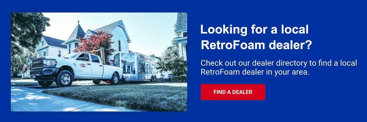 Find a RetroFoam Dealer