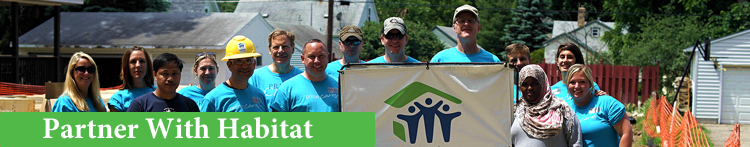 Become a Habitat business sponsor