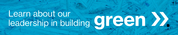 learn more about our leadership in building green