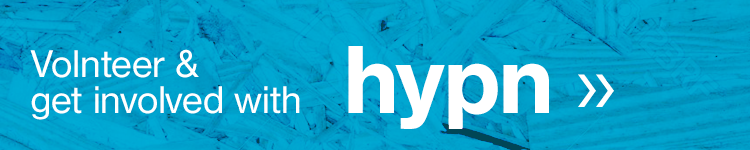 volunteer & get involved with HYPN >>