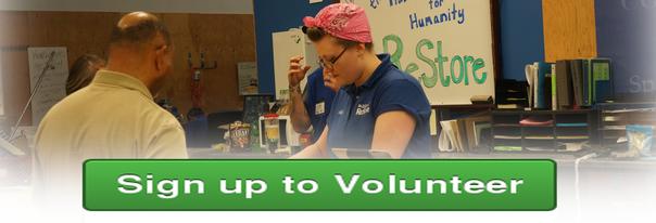 ReStore Volunteer