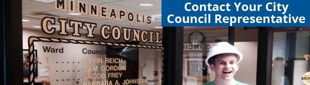 Contact Your City Council Representative
