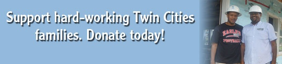 Support hard-working Twin Cities Families. Donate today!