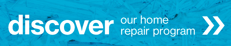 Discover our home repair program
