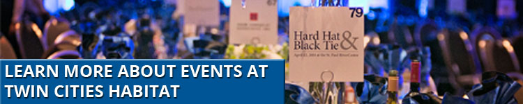 Learn more about events at Twin Cities Habitat