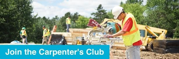 Join the Carpenter's Club