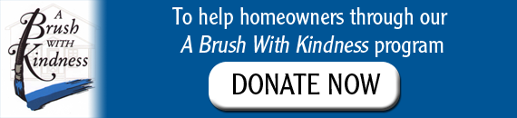 Donate to support the A Brush With Kindness program
