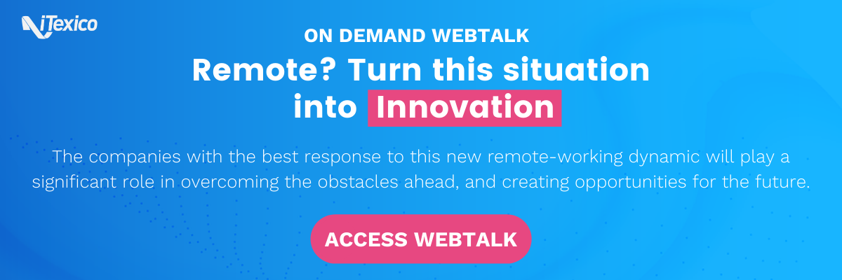 Remote Innovation Webtalk