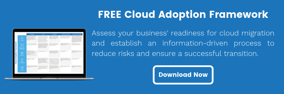 Free Cloud Adoption Framework