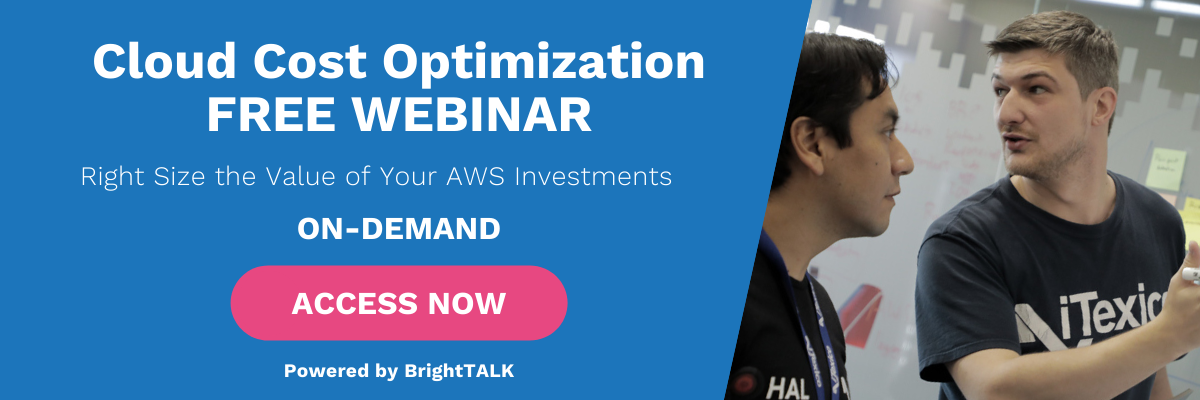 Cloud Cost Optimization Webinar