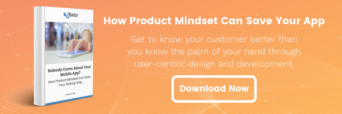 How Product Mindset Can Save your Sinking App