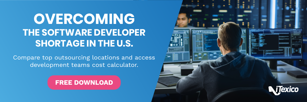 Overcoming the software developer shortage in the U.S.