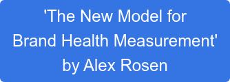 """Receive our eBook on """"Modern Brand Measurement"""""""