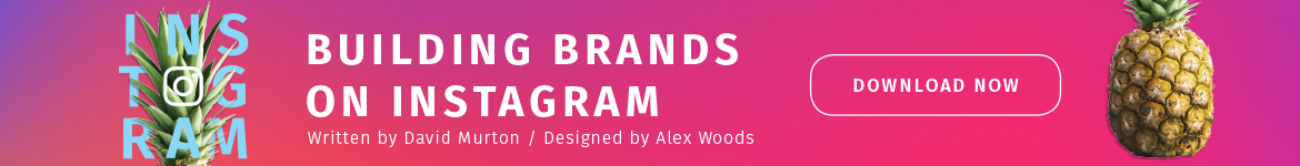 Building Brands on Instagram CTA