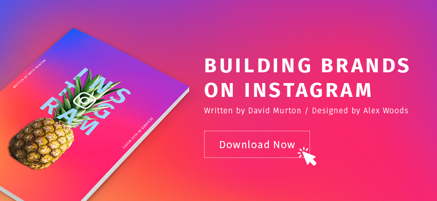 Building Brands on Instagram