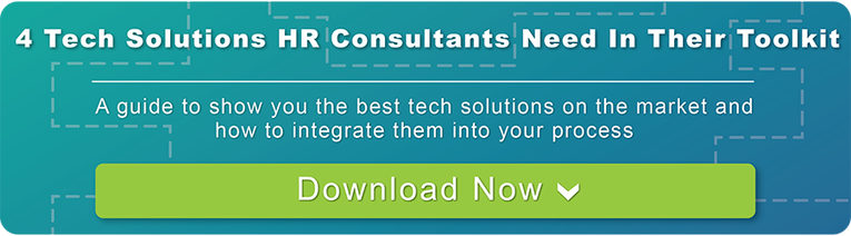 tech solutions for HR service providers