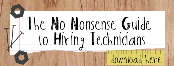 hiring technicians, how to hire technicians, hiring for franchises, franchise hiring
