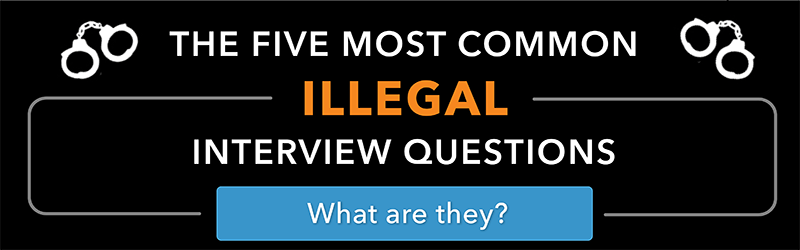 illegal interview questions guide