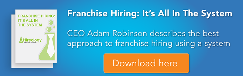franchise hiring hireology