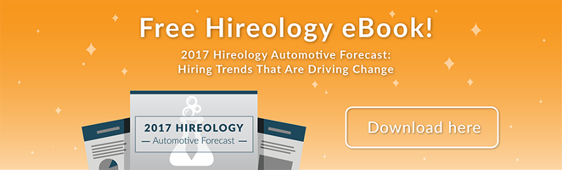 ebook, 2017 Hireology Automotive Forecast