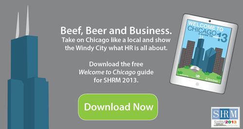 shrm conference, how to get to shrm, shrm tips, shrm 2013, shrm Chicago