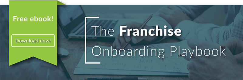 Franchise onboarding playbook free download hireology
