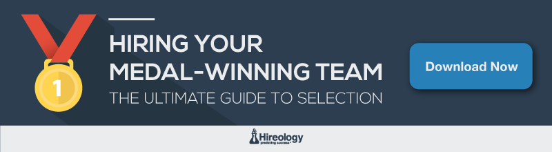 hiring your medal\u002Dwinning team