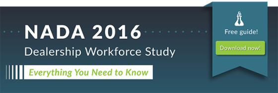 NADA Hireology workforce study 2016
