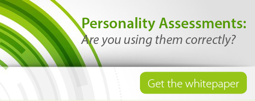personality assessments and hiring