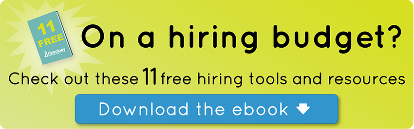 free hiring tools, free hiring resources, hiring tools