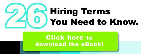 hiring terms, hiring terms for franchises