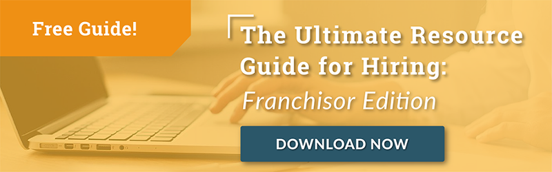 Franchisor Hiring Resource Free Guide Hireology Hire
