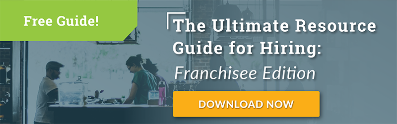 Franchisee Hiring Resource Free Guide Hireology Hire