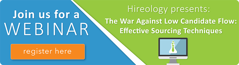 Low Candidate Flow Webinar Hireology