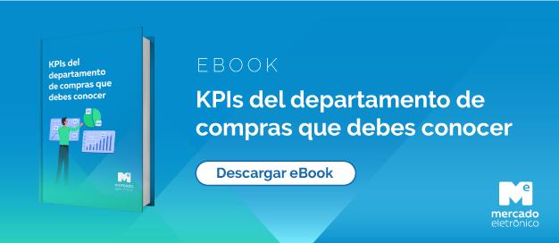KPIs del departamento de compras