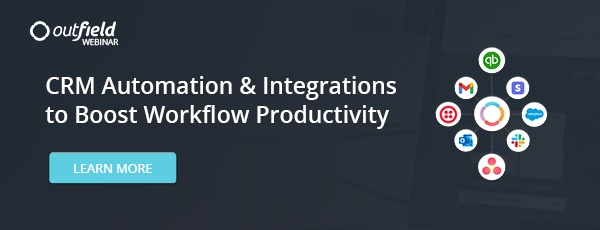 Outfield CRM Automation & Integrations Webinar